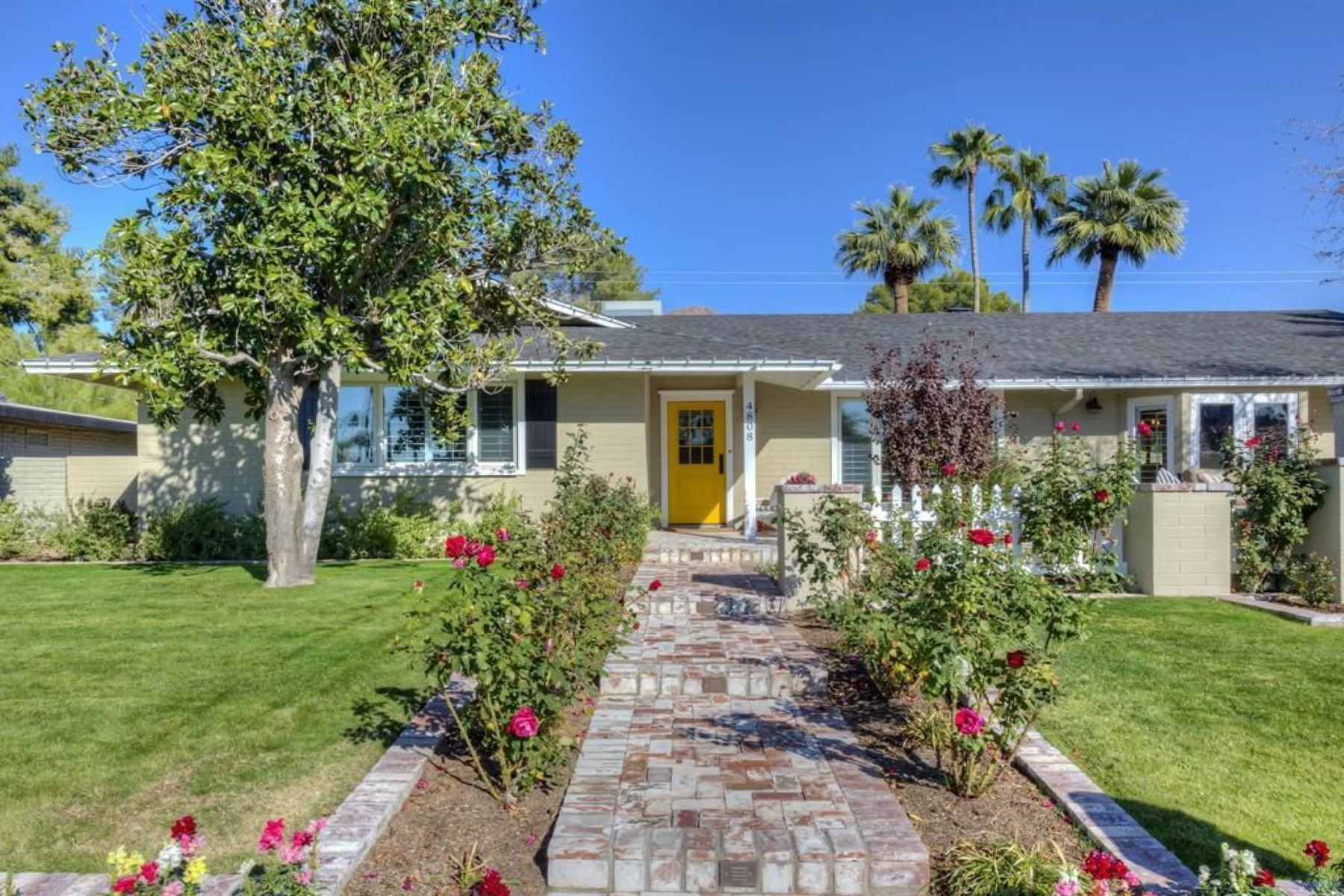 Property For Sale at Super charming quintessential Arcadia Ranch home