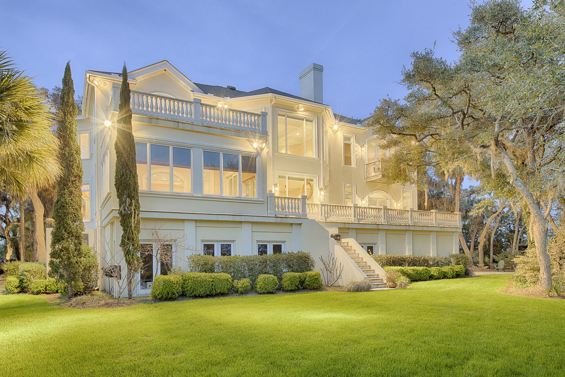 Villa per Vendita alle ore 30 Queen's Way Bluffton, Carolina Del Sud 29910 Stati Uniti