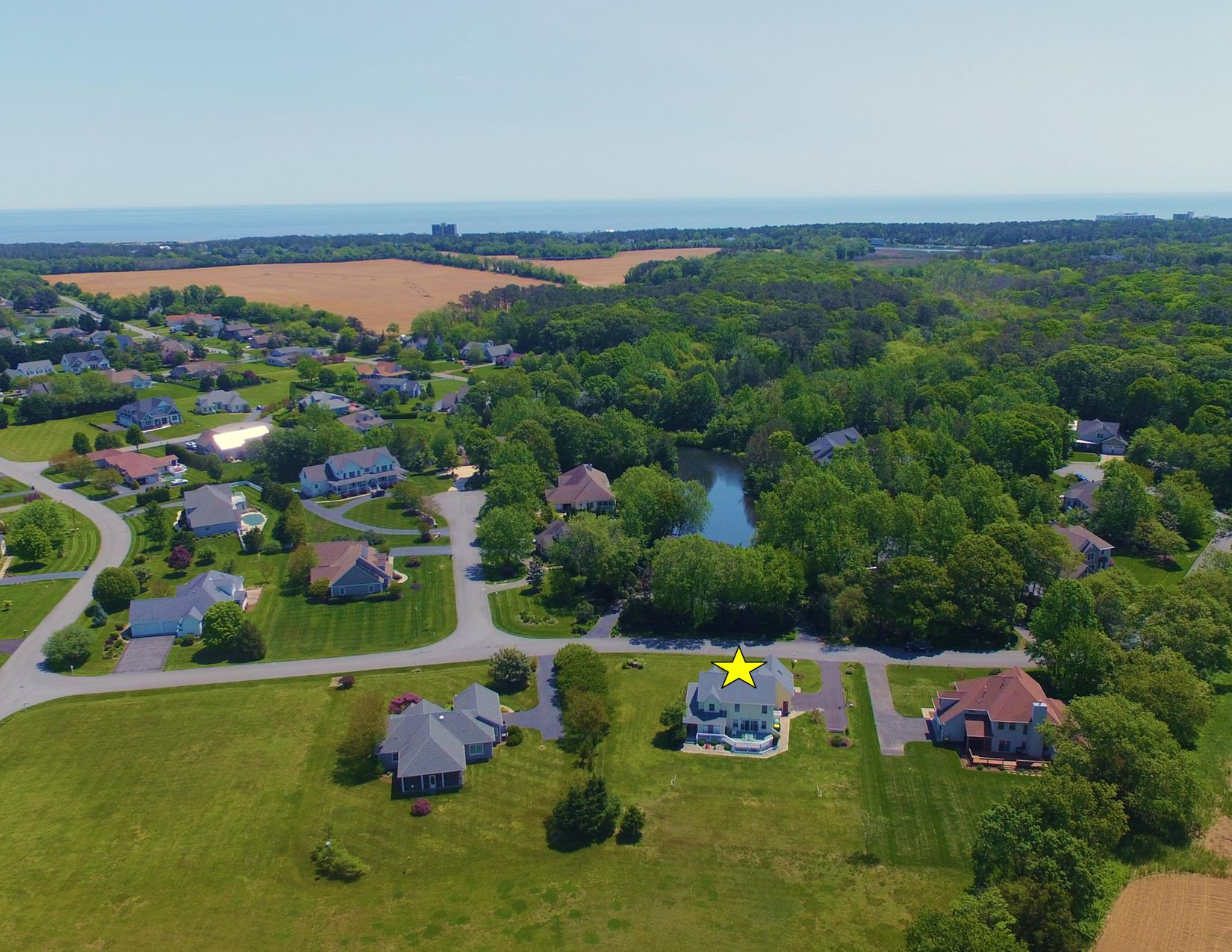 sales property at 5 Southwood Shores Drive , Rehoboth Beach, DE 1997
