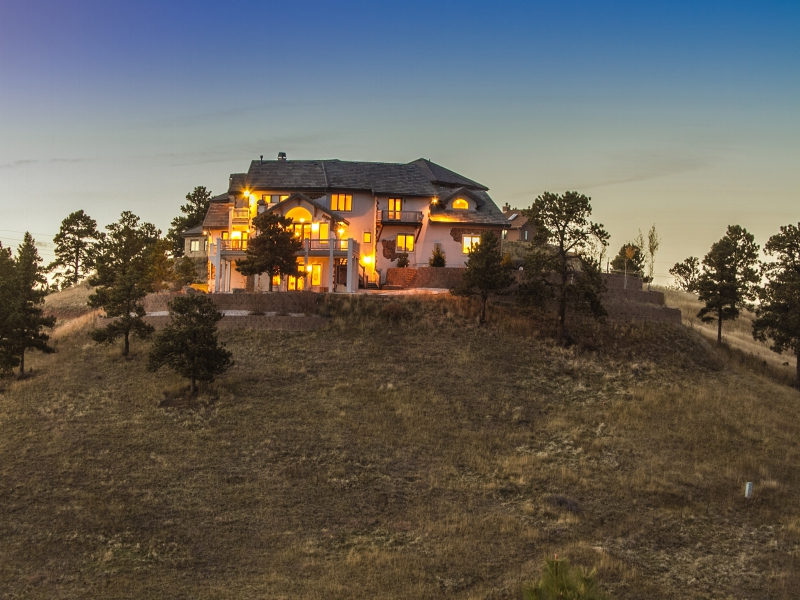 独户住宅 为 销售 在 Stunning Foothills Country Estate 156 South Lookout Mountain Road Golden, 科罗拉多州 80401 美国