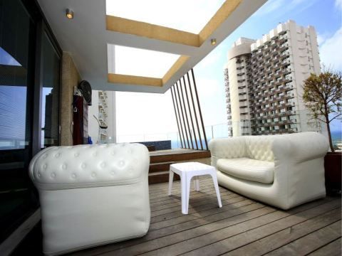 Additional photo for property listing at Tel Aviv Luxurious Duplex Penthouse 特拉维夫, 以色列 以色列