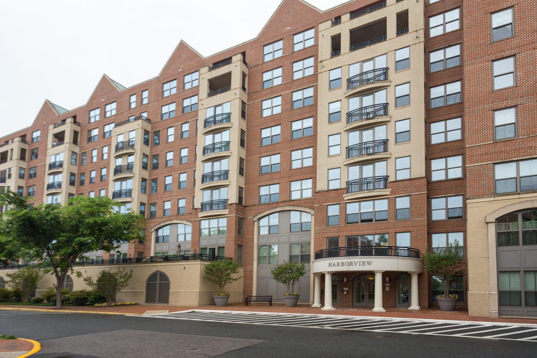 Condominium for Sale at 485 Harbor Side Street 406, Woodbridge 485 Harbor Side St 406 Woodbridge, Virginia, 22191 United States