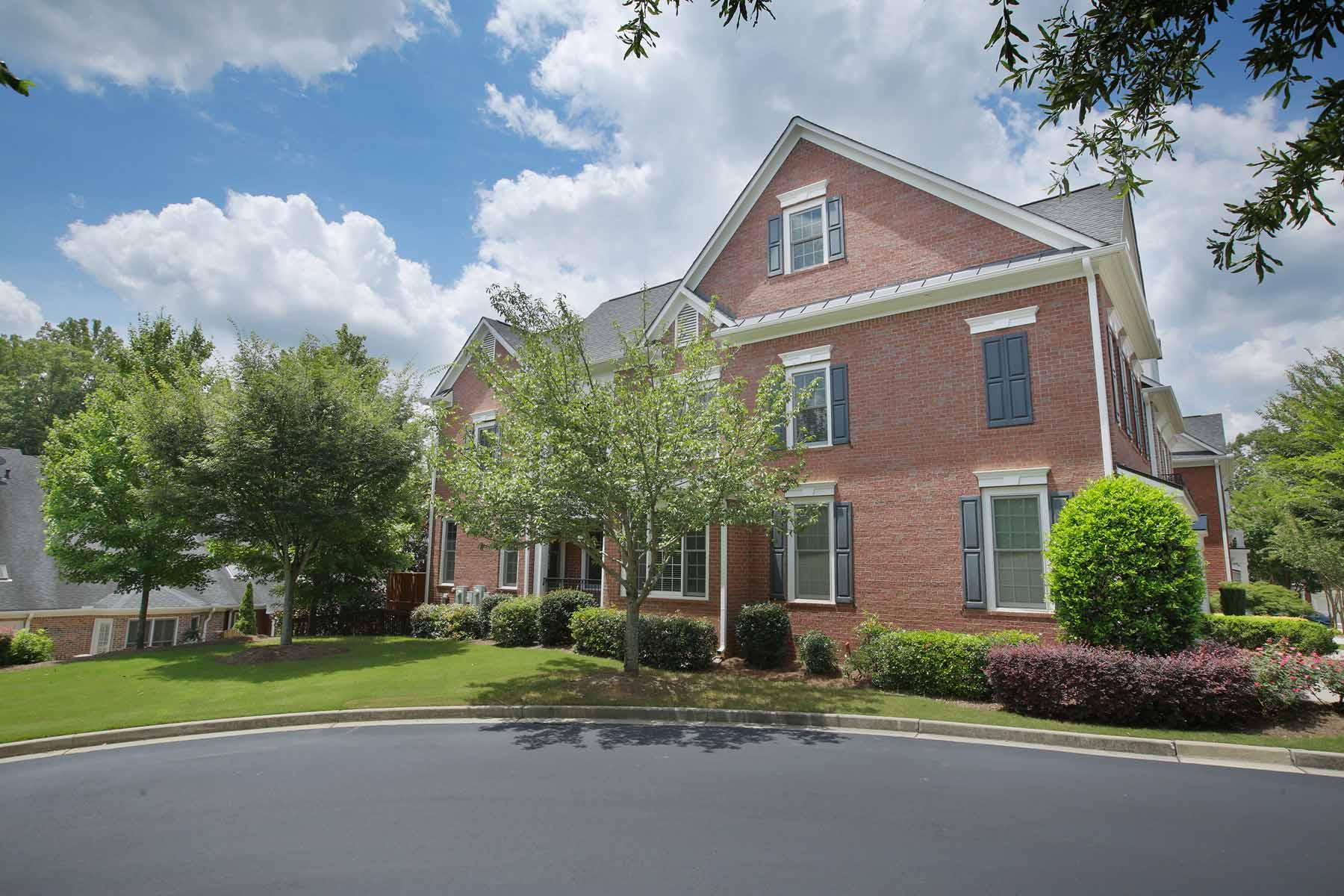 联栋屋 为 销售 在 Location and Convenience All in One 12568 Wexcroft Lane Alpharetta, 乔治亚州 30009 美国