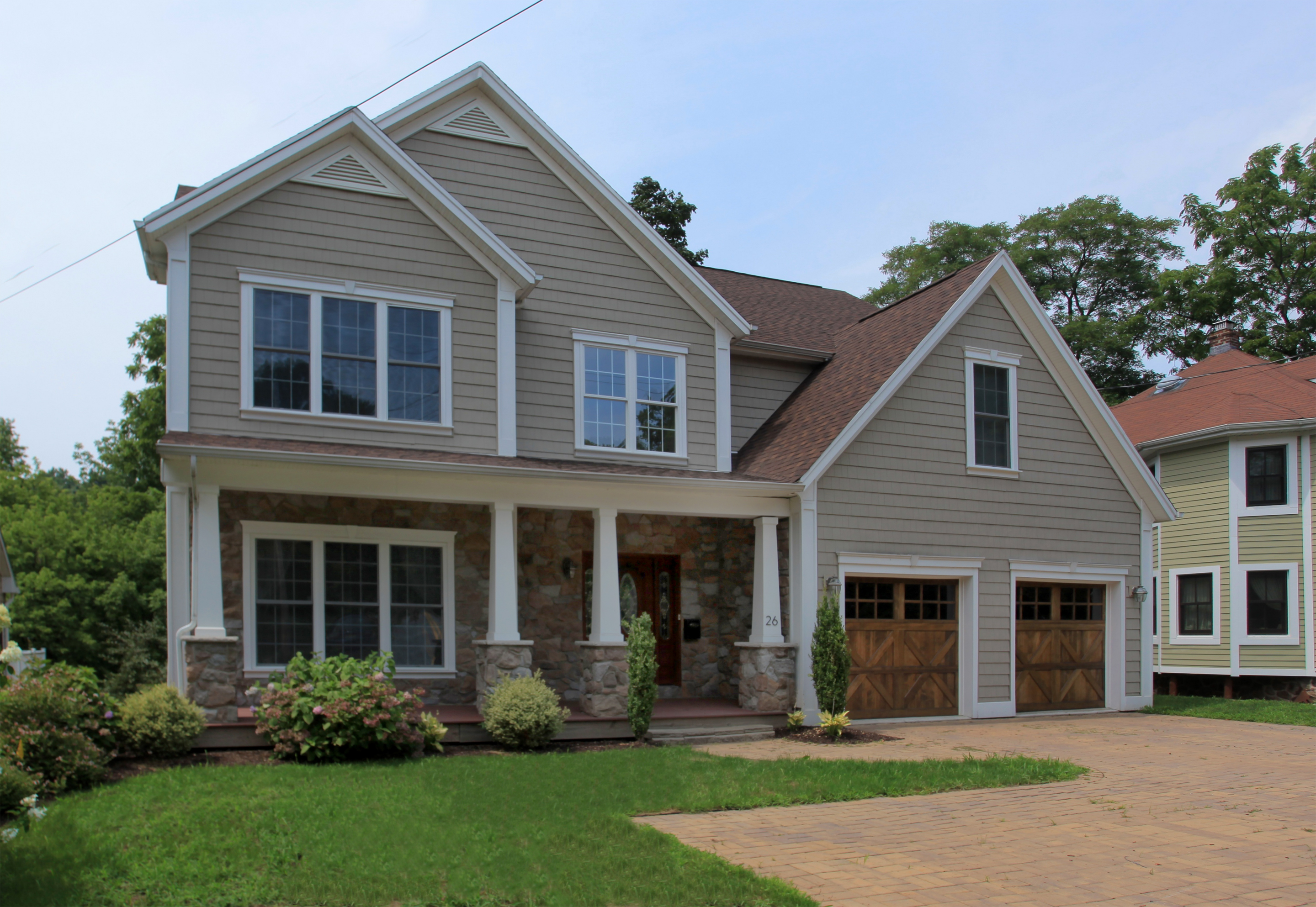 Single Family Home for Sale at Beautiful Custom Colonial 26 Anderson Hill Road Bernardsville, New Jersey 07924 United States