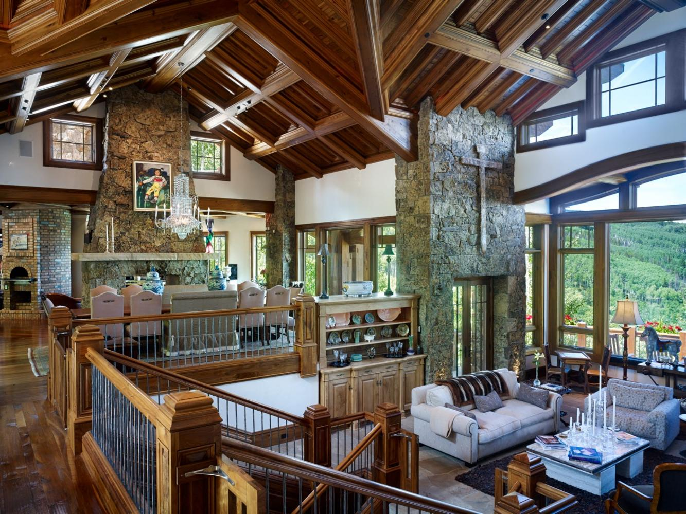Additional photo for property listing at Unrivaled European Estate in Bachelor Gulch 2150 Daybreak Ridge Beaver Creek, Colorado 81620 United States