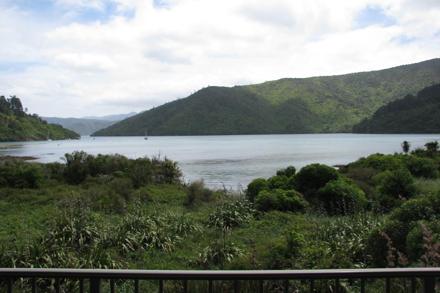Apartamentos multi-familiares para Venda às 575 Port Underwood Road 575 Port Underwood Road Whatamango Bay, Picton Marlborough Sounds, Marlborough 7281 Nova Zelândia