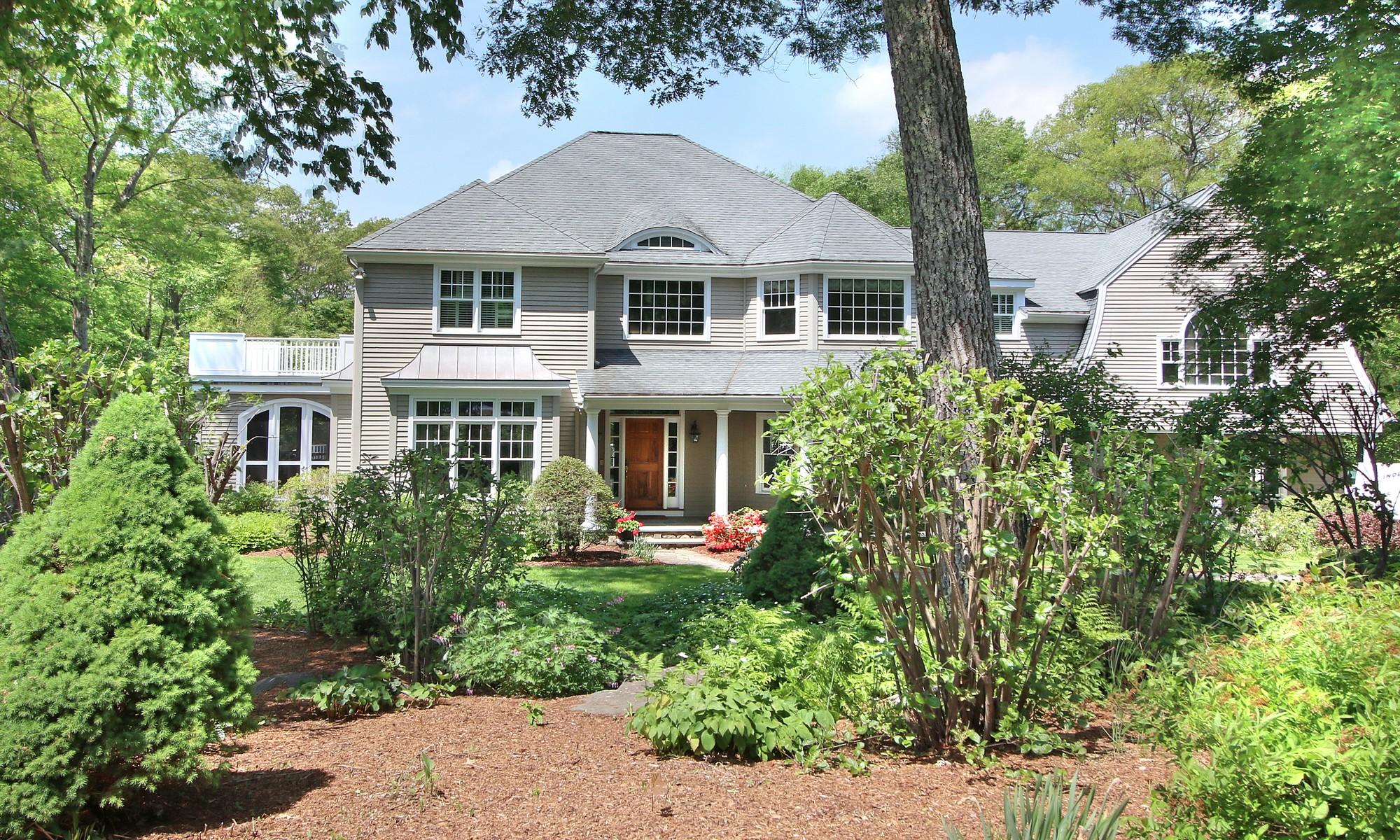 Tek Ailelik Ev için Satış at Well-designed Custom Built 11 Stratford Way Lincoln, Massachusetts 01773 Amerika Birleşik Devletleri