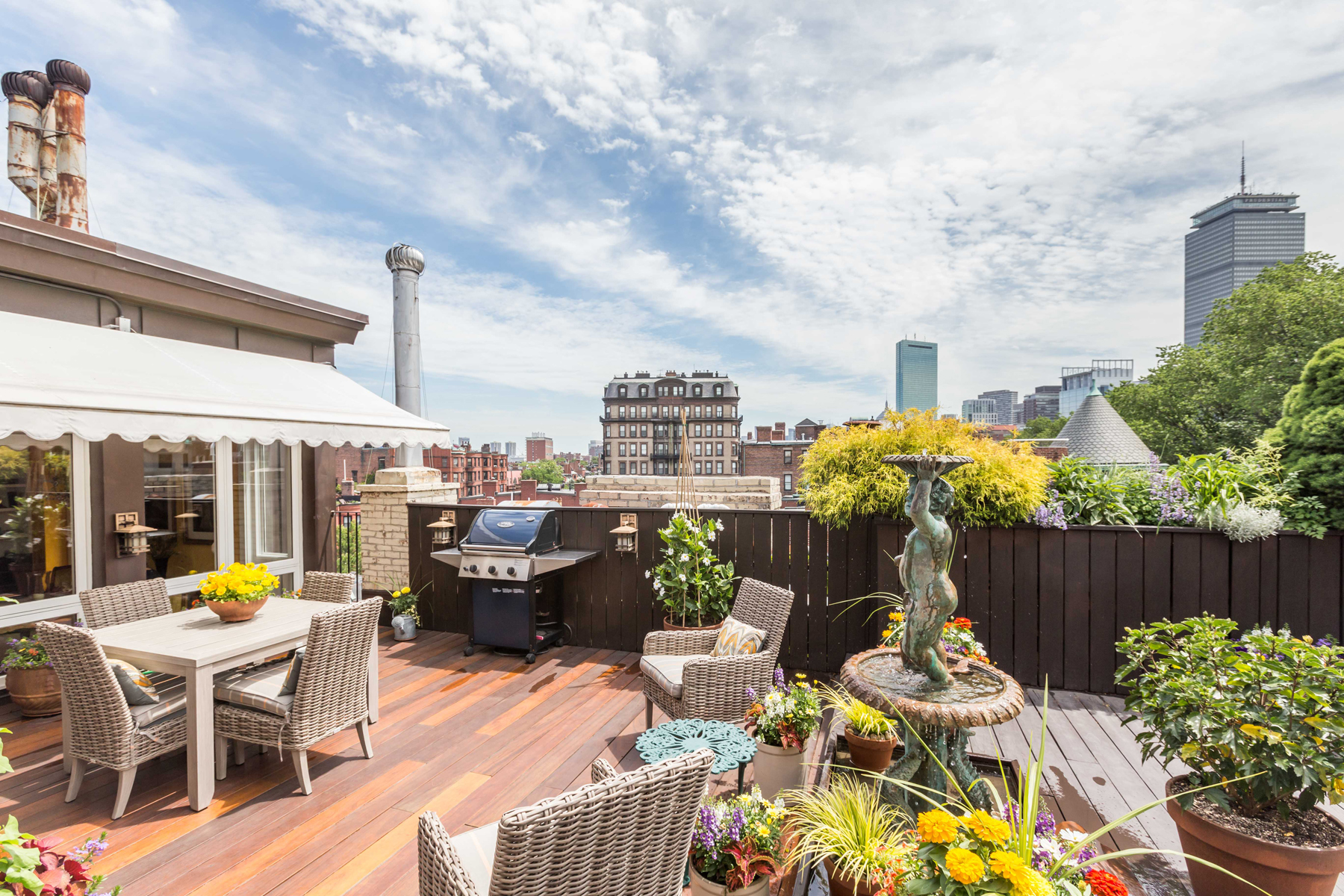 rentals property at Luxury Sun-Filled Penthose in Back Bay