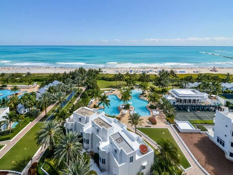 Condominium for Sale at 100 S Pointe # 1209 100 S Pointe #1209 Miami Beach, Florida 33139 United States