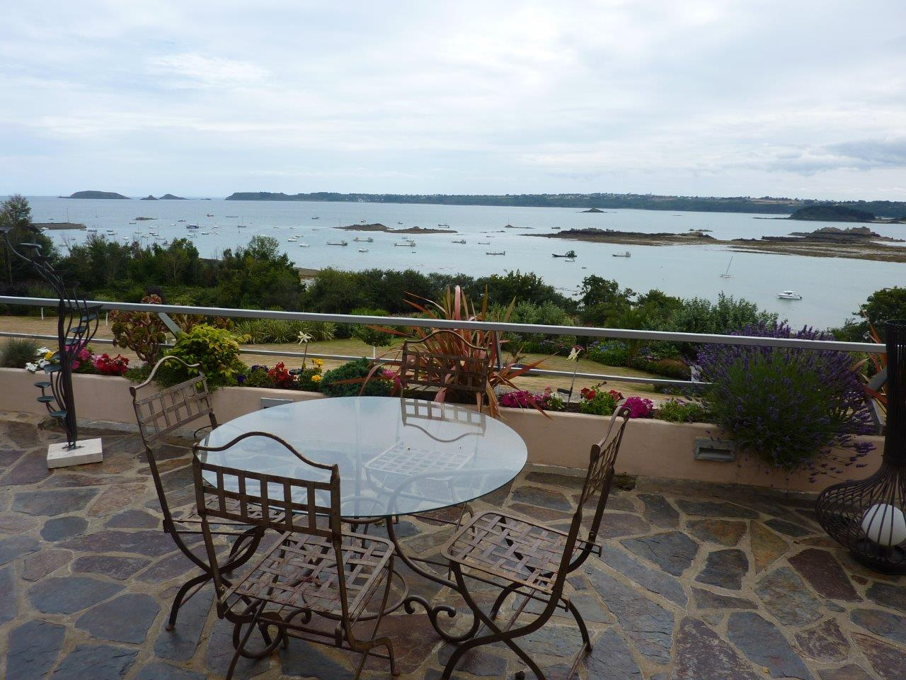 Single Family Home for Sale at Sea View Villa Place de l'eglise Other Brittany, Brittany 22500 France