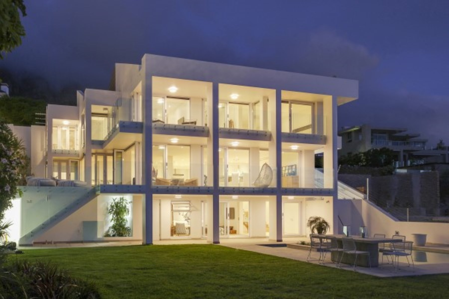 sales property at BRAND NEW & SIMPLY SENSATIONAL VILLA OVERLOOKING CAMPS BAY BEACH.