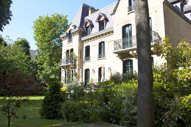 Таунхаус для того Продажа на Private Mansion - Ternes Paris, Париж 75017 Франция