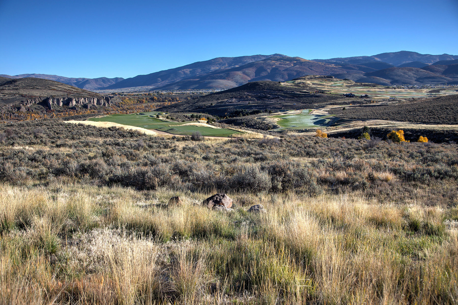 Terrain pour l Vente à Great Victory Ranch Lot 5925 E Caddis Cir Lot#38 Heber City, Utah 84032 États-Unis