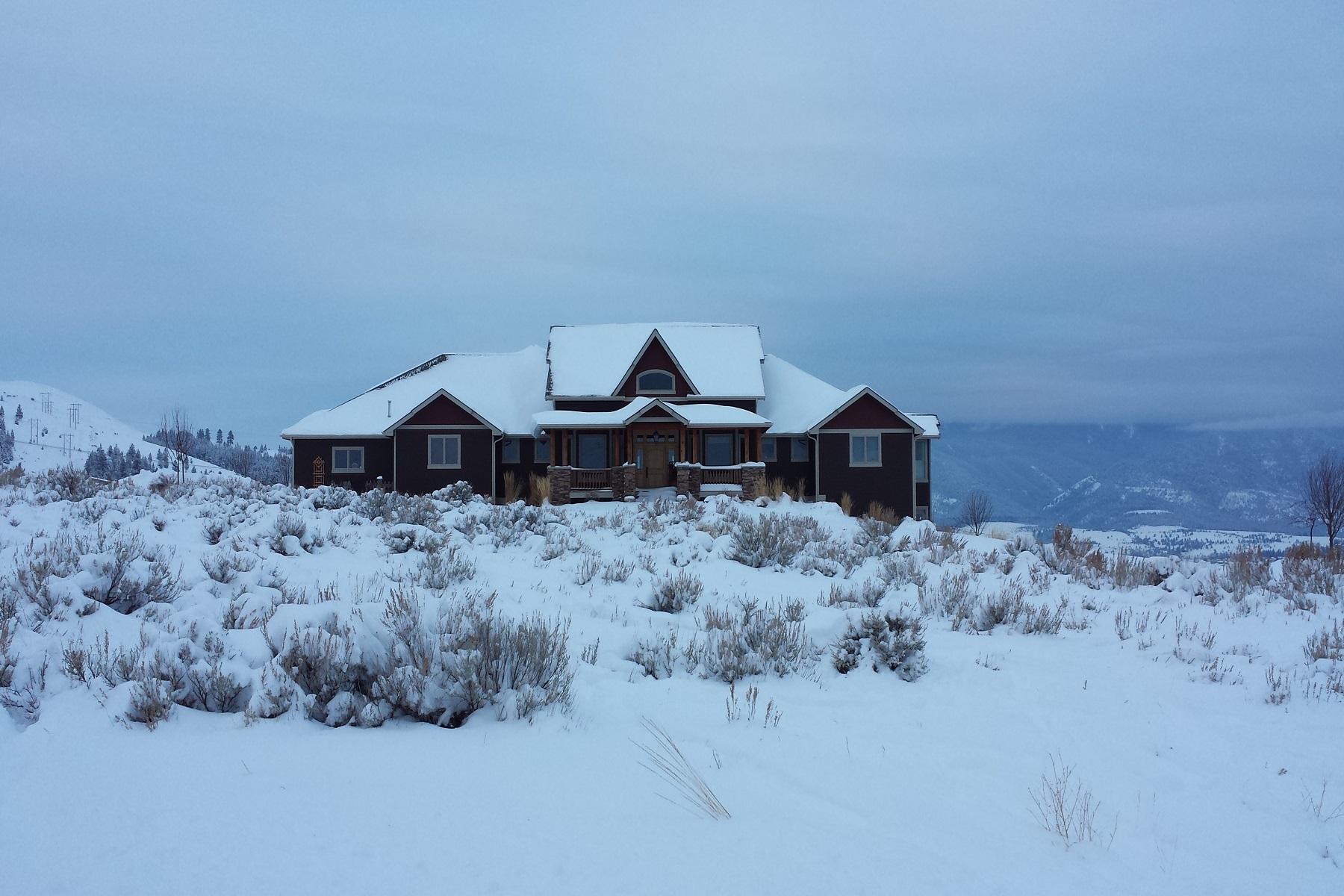 Casa Unifamiliar por un Venta en 3181 Evans Ridge Road Missoula, Montana 59803 Estados Unidos