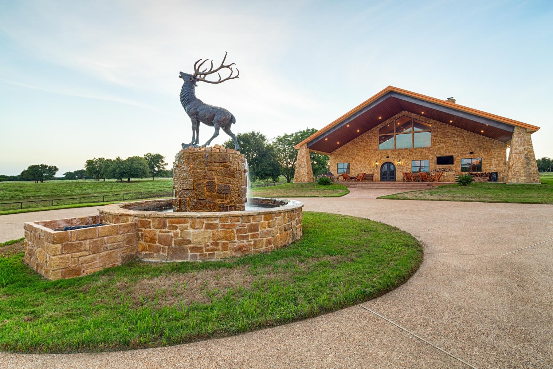 Farm / Ranch / Plantation for Sale at Stone Creek Ranch 4325 FM 215 Gatesville, Texas 76528 United States
