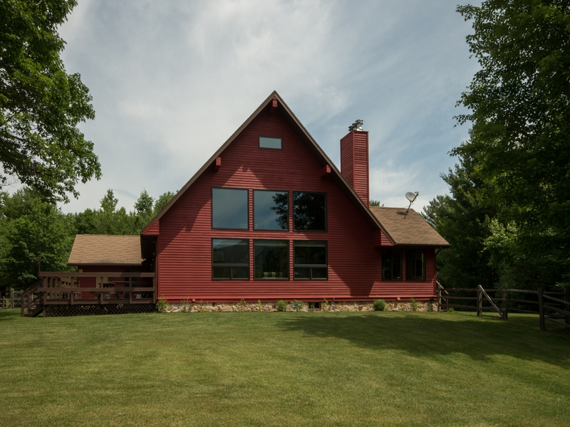 独户住宅 为 销售 在 650 Grove Road Jay, 纽约州 12941 美国