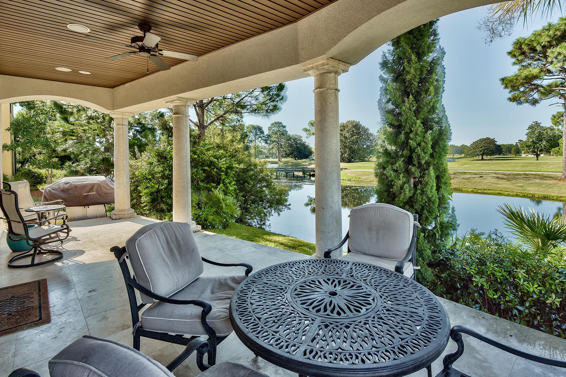 Maison unifamiliale pour l Vente à 1876 BAYTOWNE LOOP Miramar Beach, Florida, 32550 États-Unis