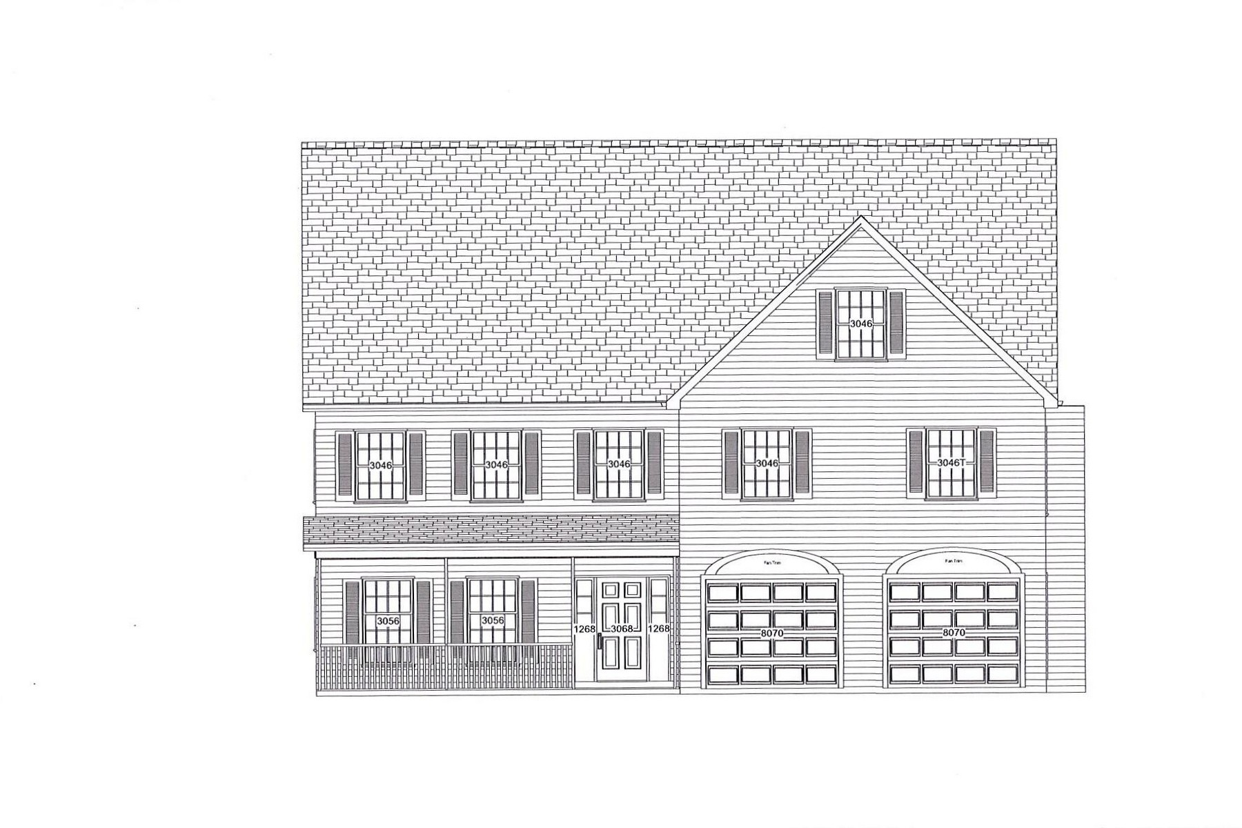 sales property at Harmon New Construction