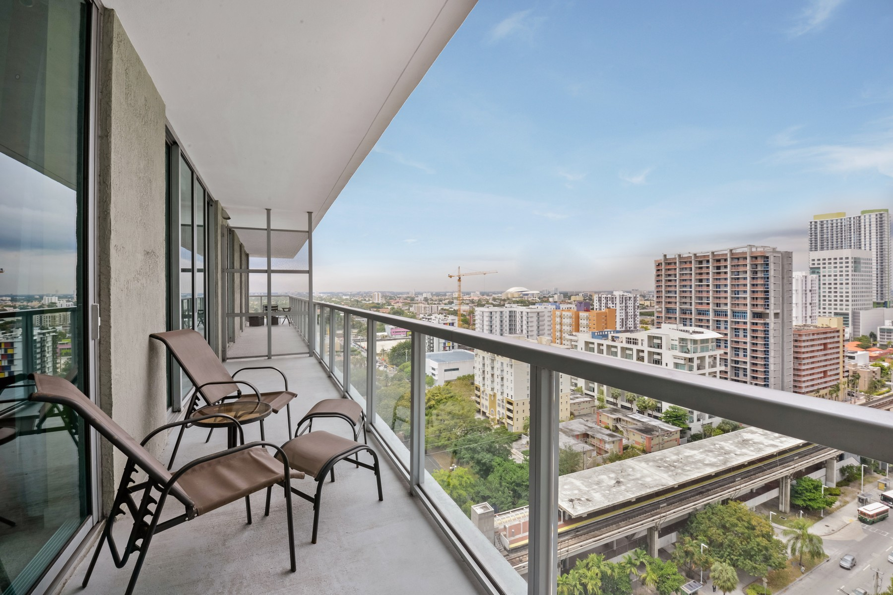 Condominium for Sale at AXIS 79 SW 12 ST # 2111-S Miami, Florida 33130 United States