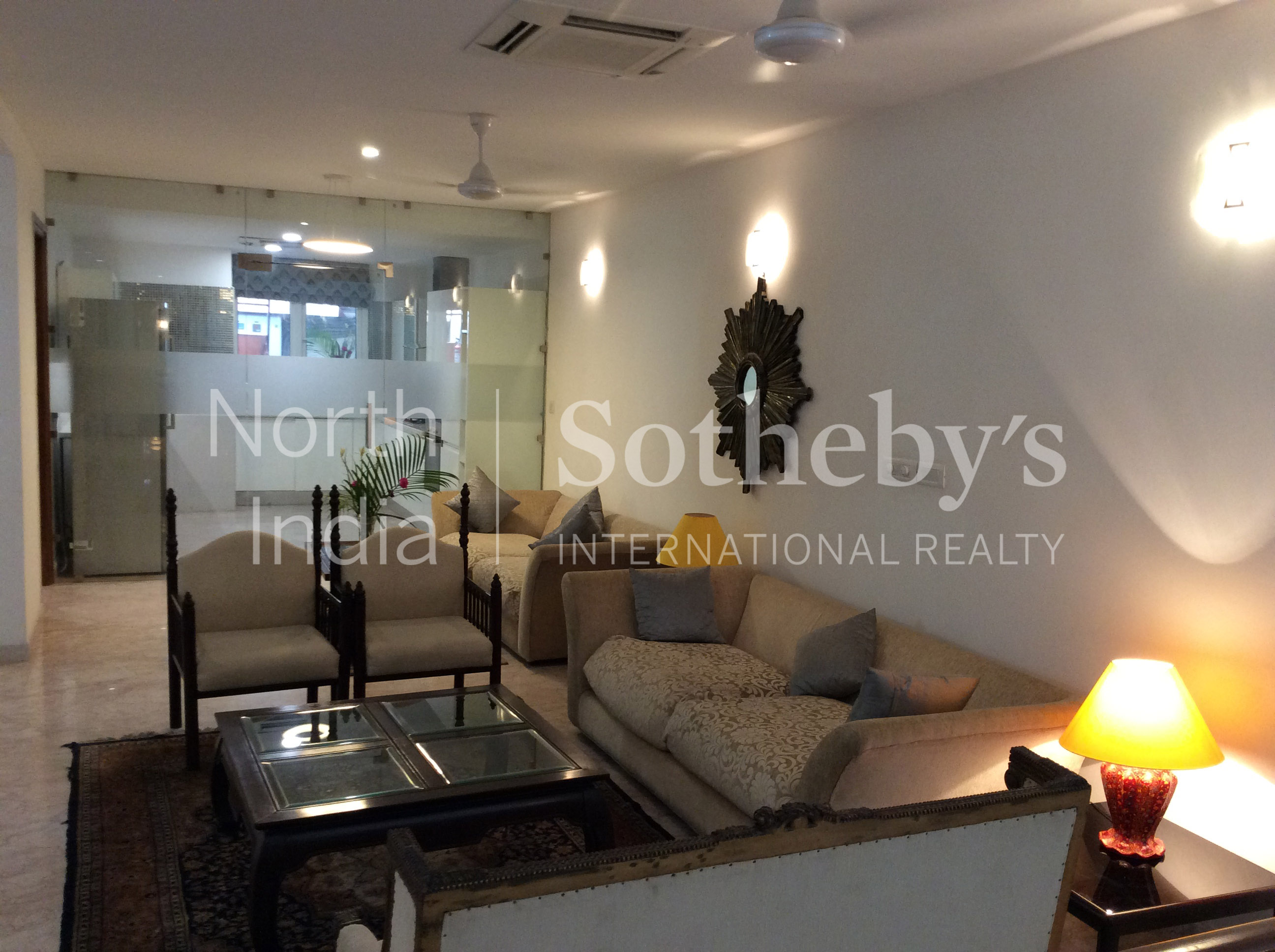 Property Of Newly Built Duplex Apartment in Greater Kailash 2