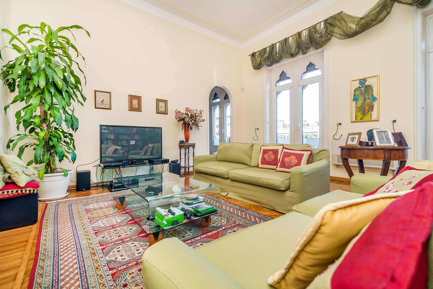 rentals property at Elegant apartment in milanese exclusive boulevard