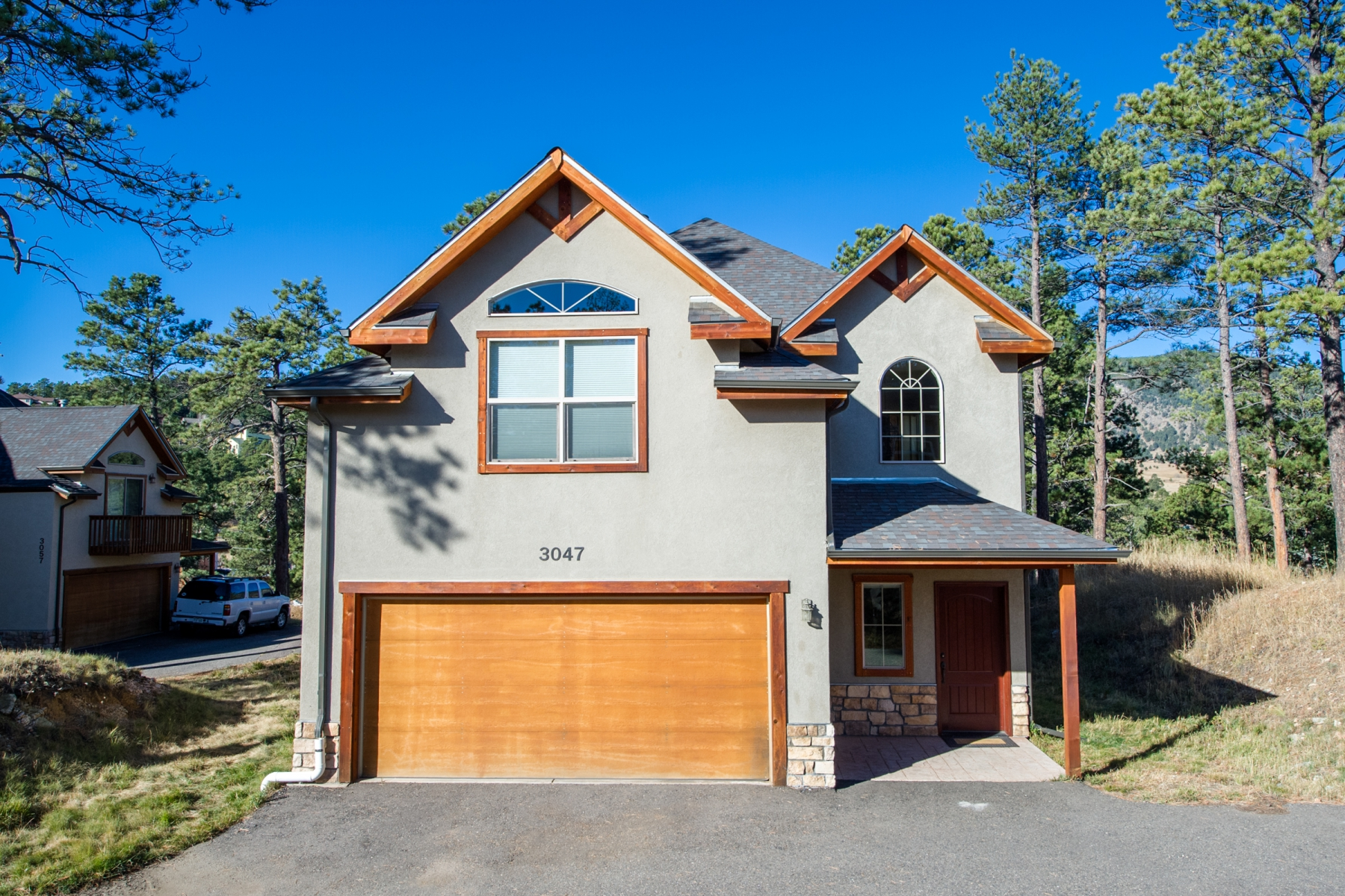 Townhouse for Sale at Extraordinary Duplex in the Heart of Evergreen 3047 Bergen Point Trail Evergreen, Colorado 80439 United States