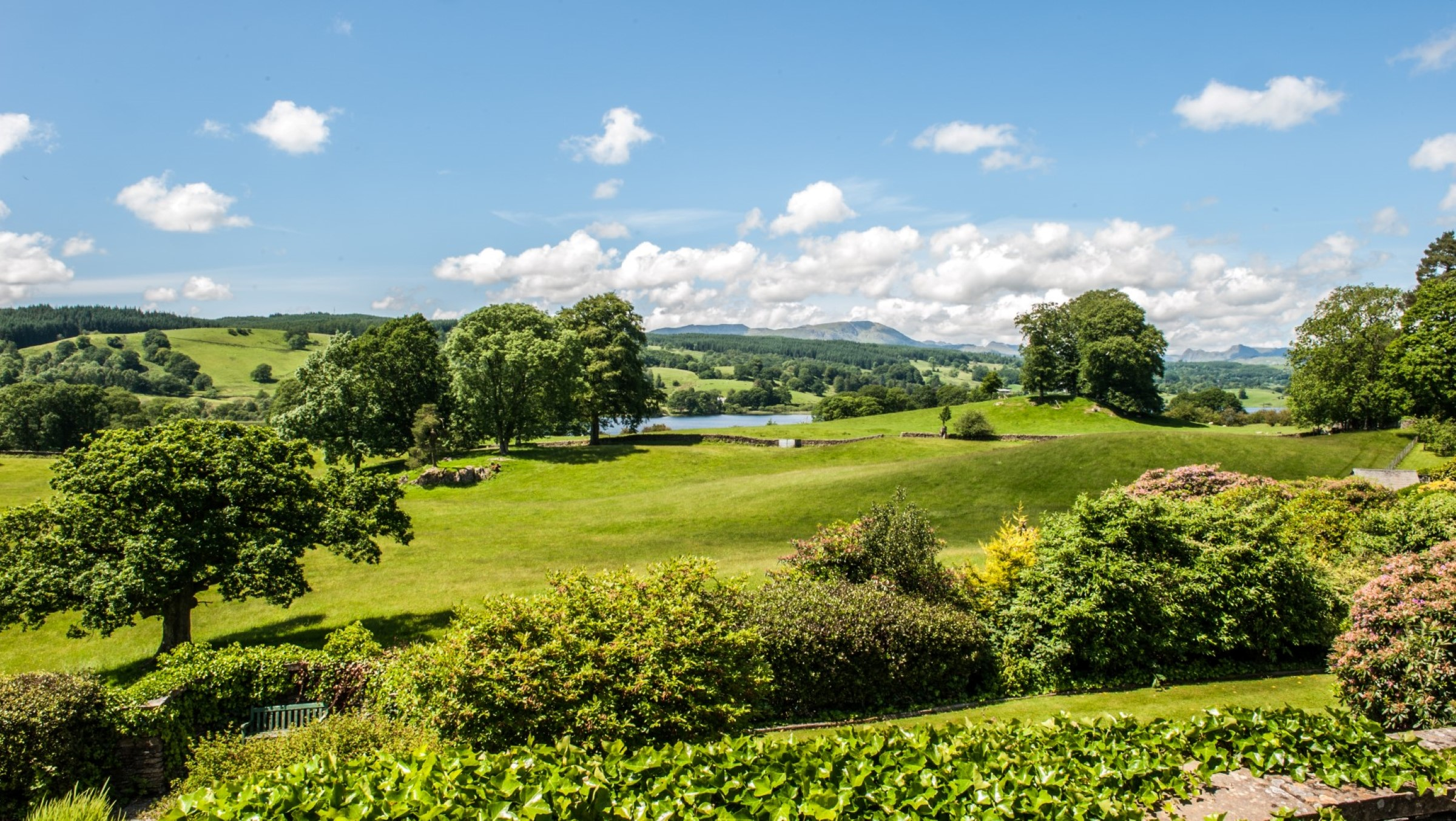 独户住宅 为 销售 在 Lake District Hawkshead Ambleside Lake District, 英格兰, LA220JZ 英国