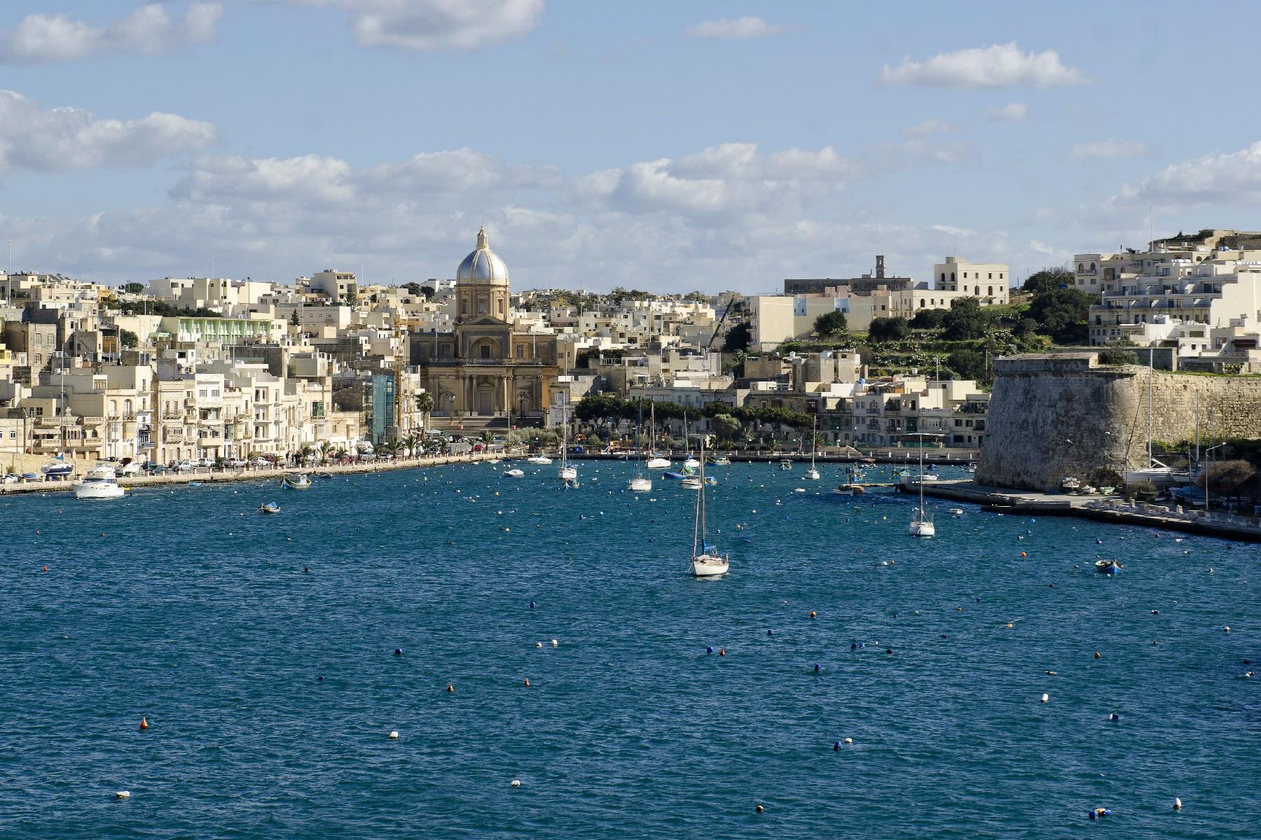 Malta property in South, Vittoriosa