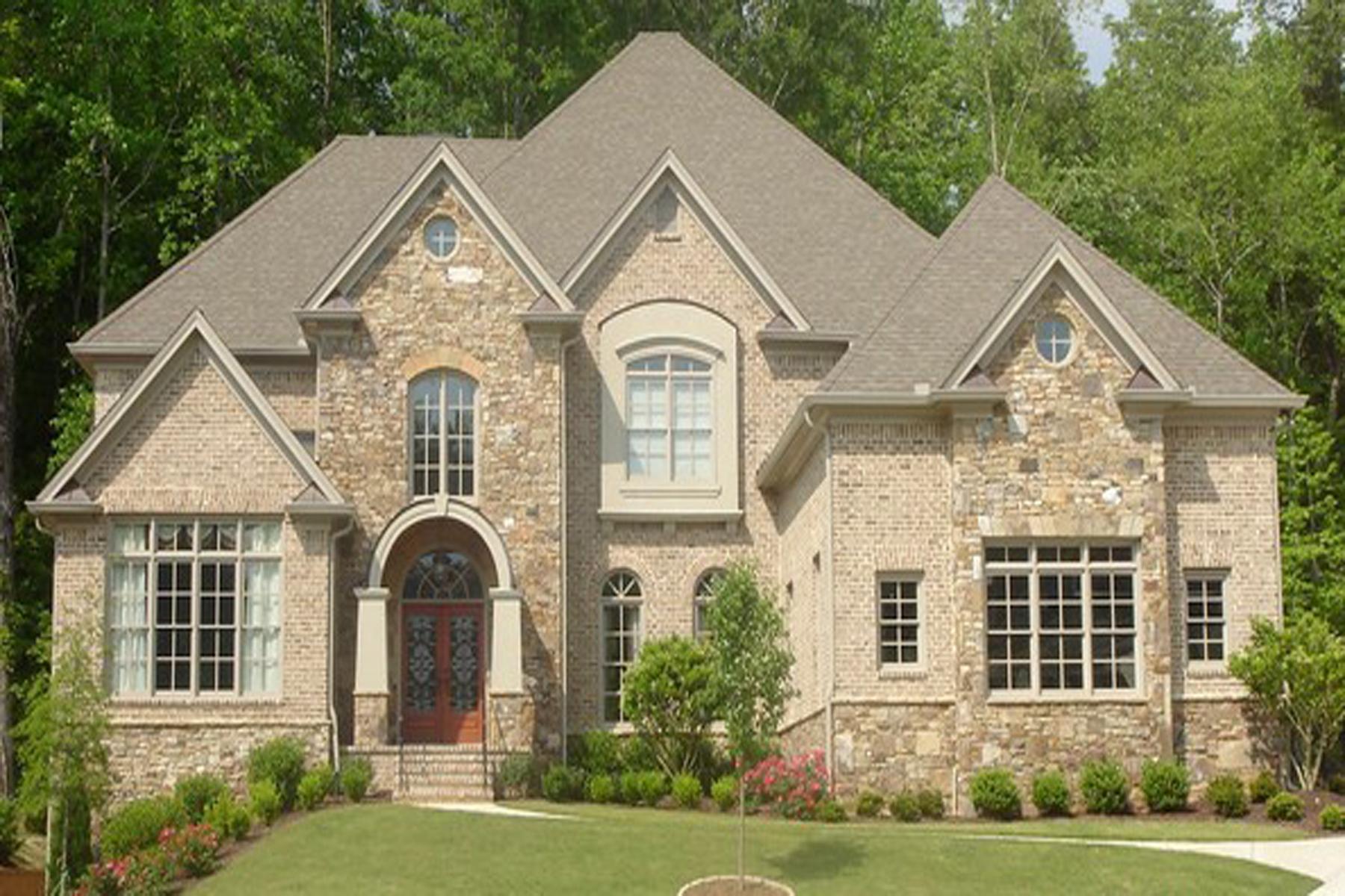 Nhà ở một gia đình vì Bán tại Stately Brick Residence In Sought After Gated Community Of Riverside Park 5015 Riverside Park Drive Roswell, Georgia, 30076 Hoa Kỳ