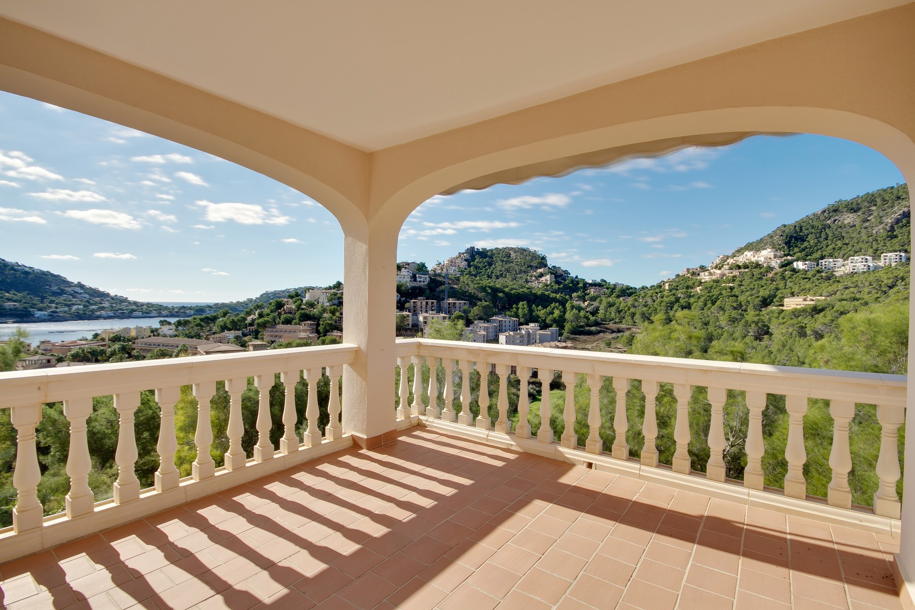 Apartment for Sale at Apartment with beautiful harbour views Port Andratx, Mallorca, 07157 Spain