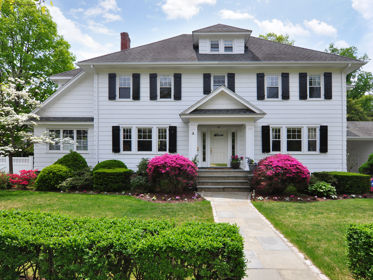 Single Family Home for Sale at CLASSIC PELHAM MANOR HOME 100 Witherbee Avenue Pelham, New York 10803 United States