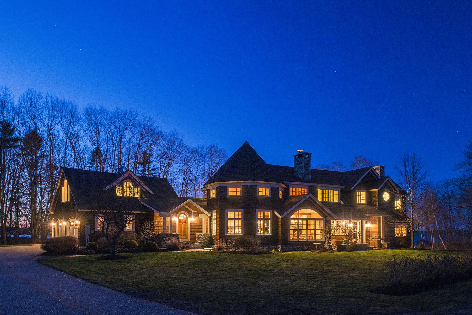 一戸建て のために 売買 アット Sea Meadows 280 Sea Meadows Lane Yarmouth, メーン, 04096 アメリカ合衆国