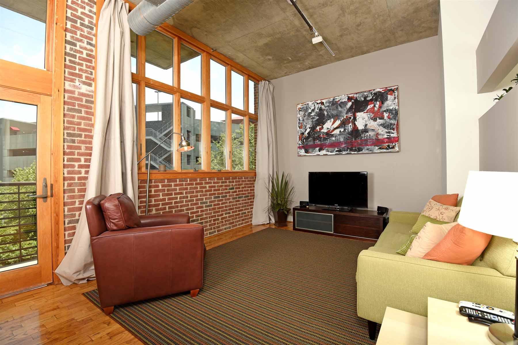 Condominium for Sale at City Living 640 Glen Iris Drive NE Atlanta, Georgia 30308 United States