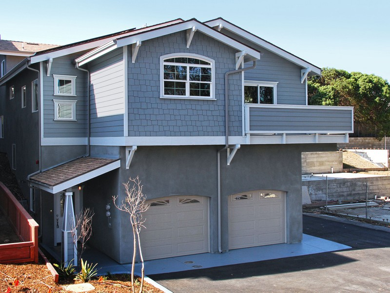Duplex pour l Vente à 2 Homes near Beach 1255-1257 Main Street Morro Bay, Californie 93442 États-Unis
