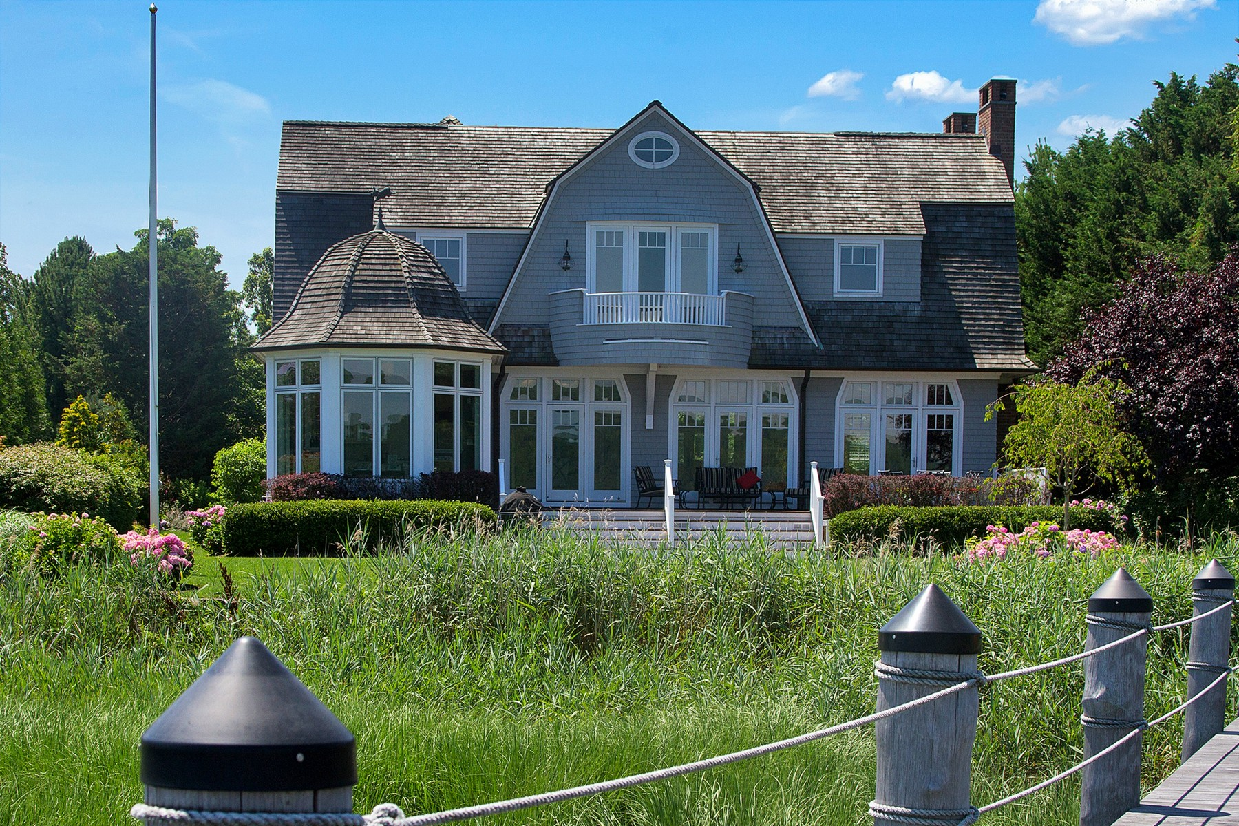 sales property at Rumson Shore Colonial