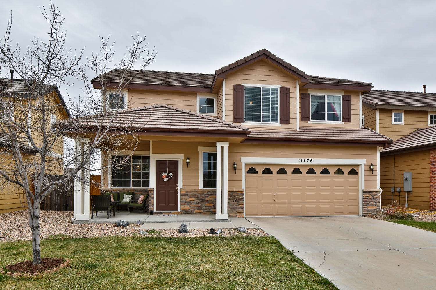 sales property at Welcome home to this beautifully updated, move in ready home