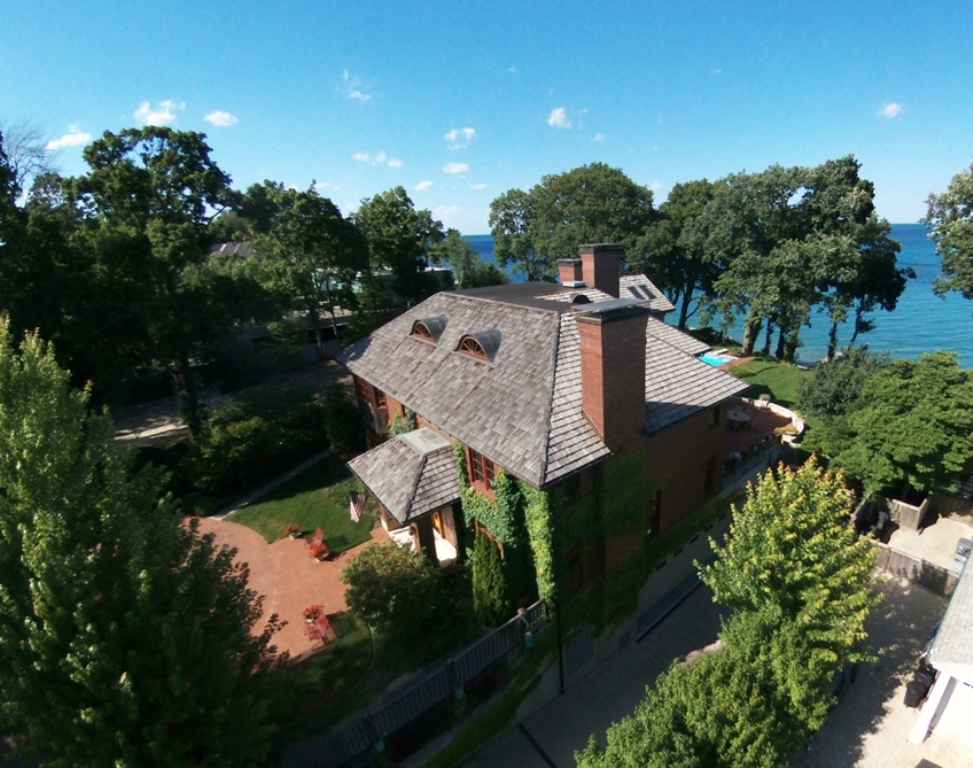 Property For Sale at Spectacular Lakefront English Manor