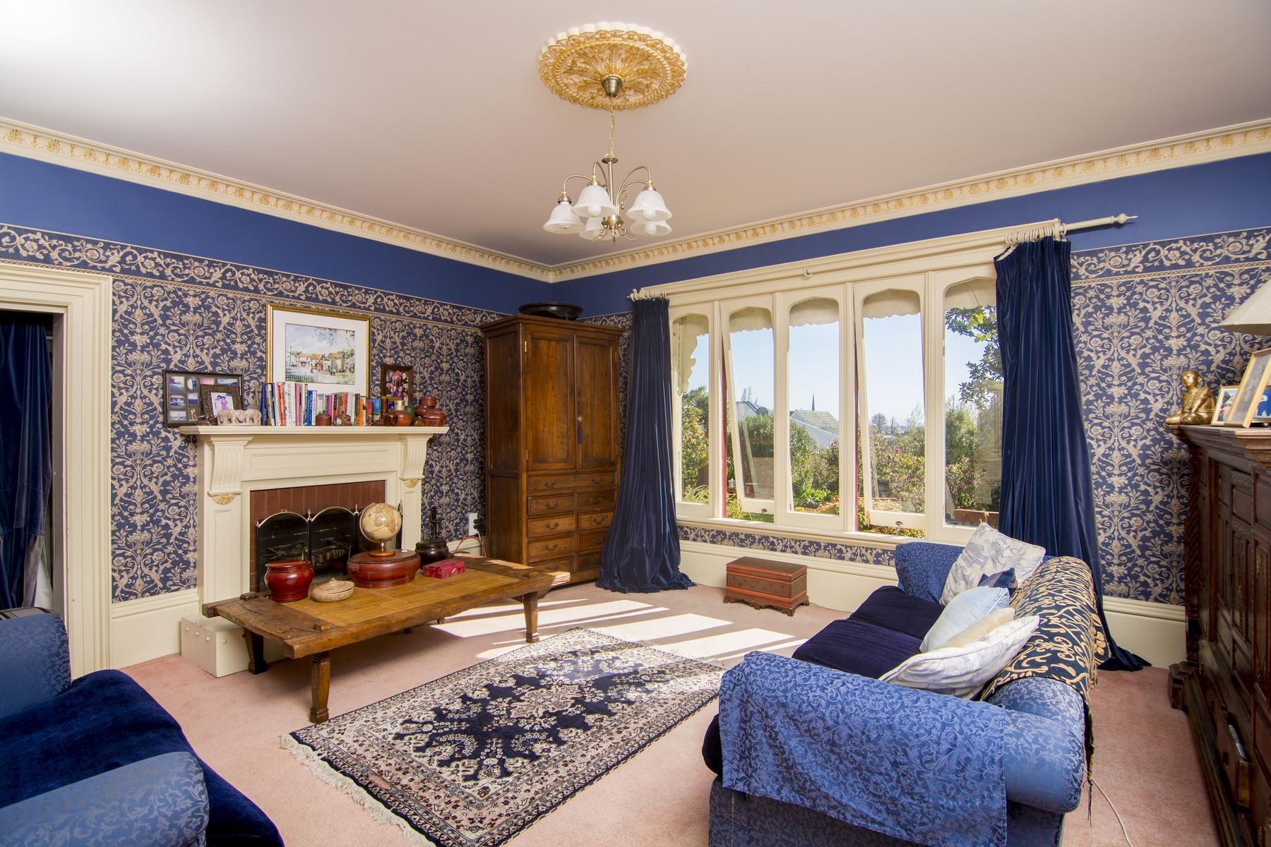 Property Of Warwick House, 64 Brougham Street, Nelson, New Zea