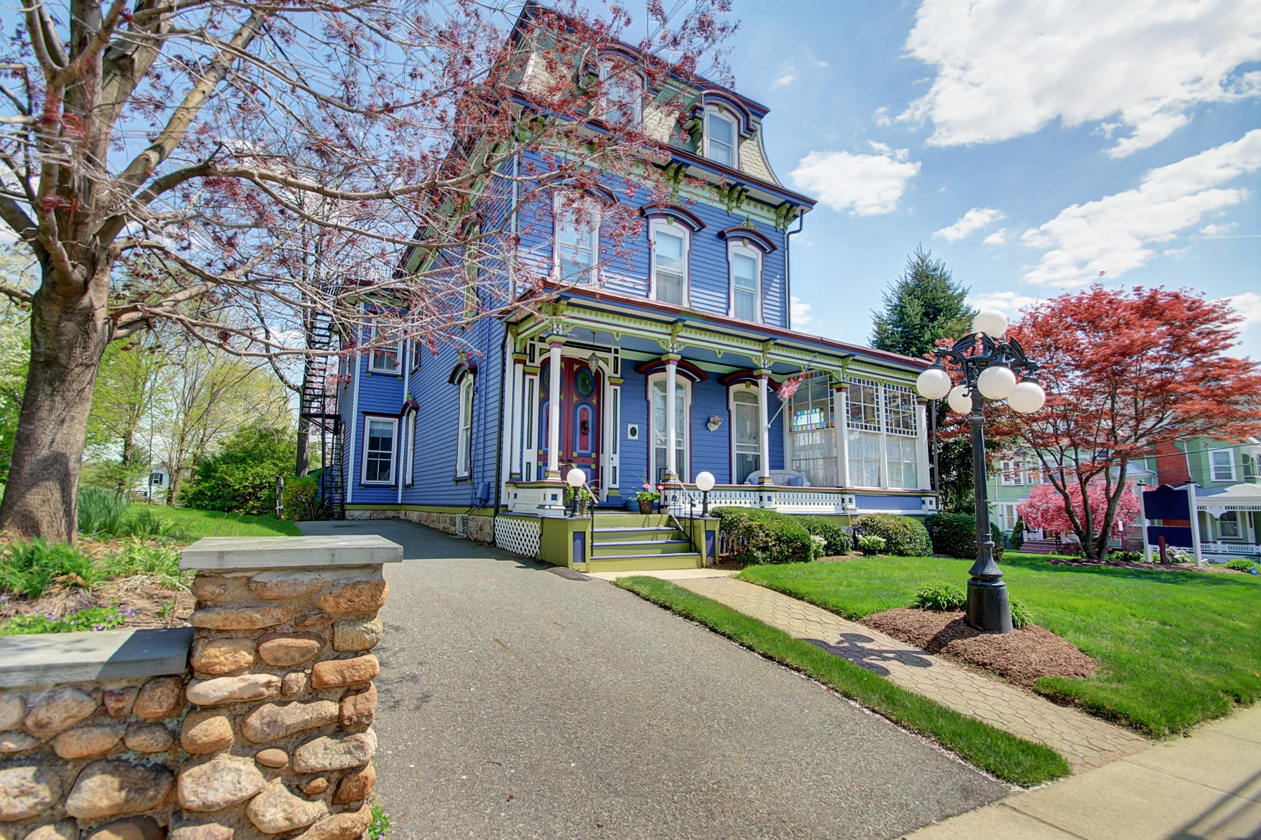 Single Family Home for Sale at The Everitt House 200 High Street Hackettstown, New Jersey 07840 United States