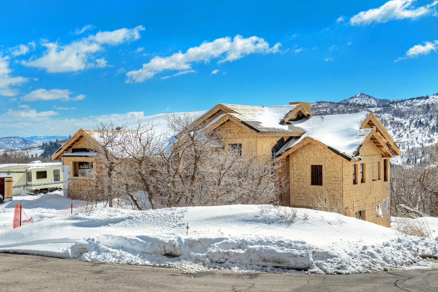 Single Family Home for Sale at For the Ongoing Collection of Life 8830 Parleys Ln Lot 29 Park City, Utah 84098 United States