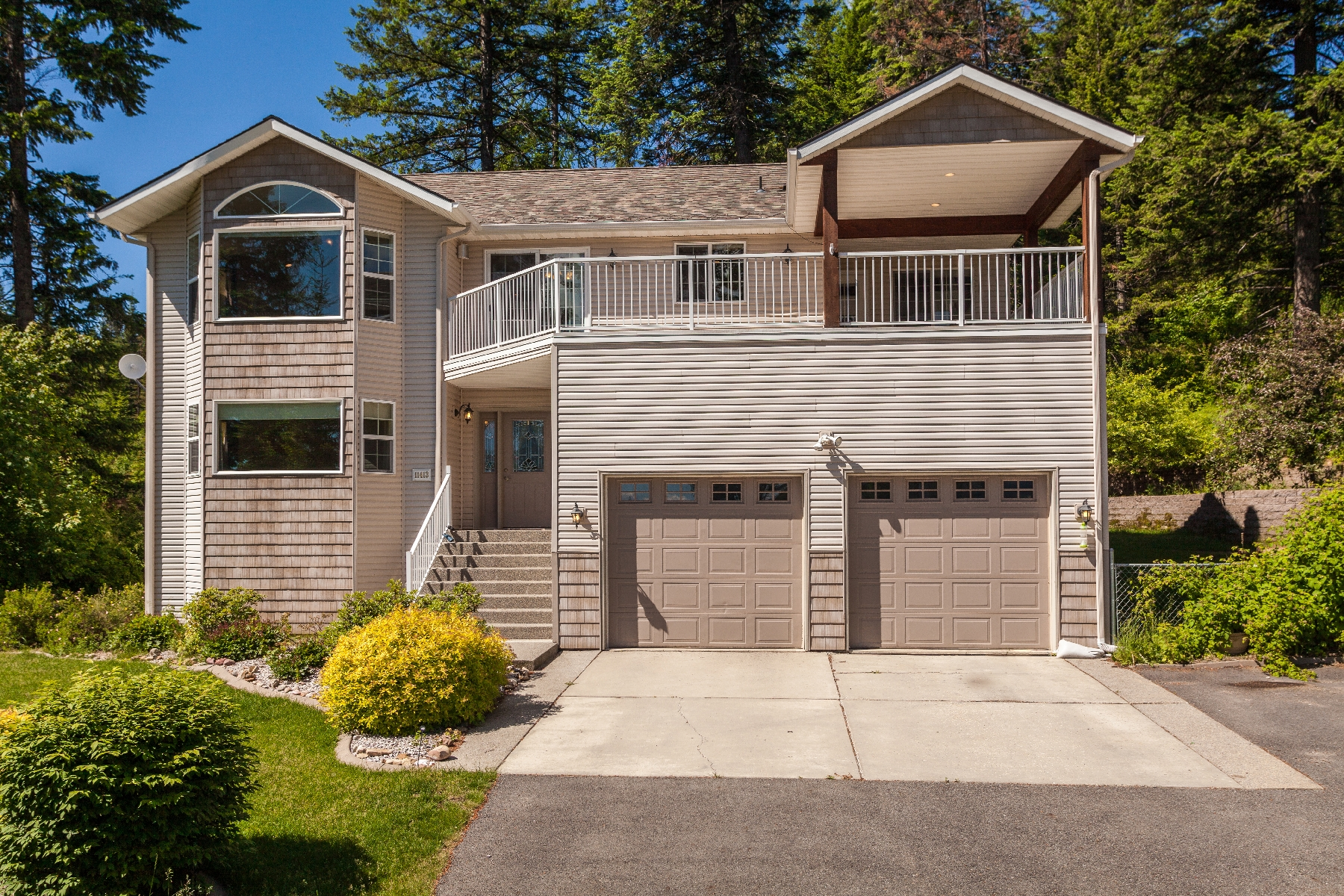 Property For Sale at OUTSTANDING VIEWS OF HAUSER LAKE