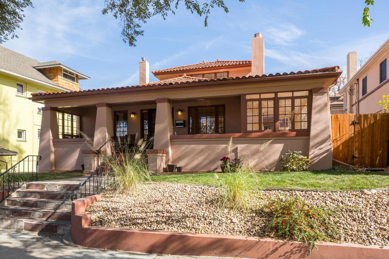 Maison unifamiliale pour l Vente à Exceptional in Every Way 820 Clarkson Street Capitol Hill, Denver, Colorado, 80218 États-Unis