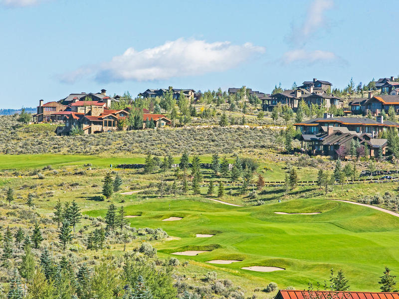 Land for Sale at Golf Course and Mountain Views 2755 E Bitterbrush Dr Lot#32 Park City, Utah 84098 United States