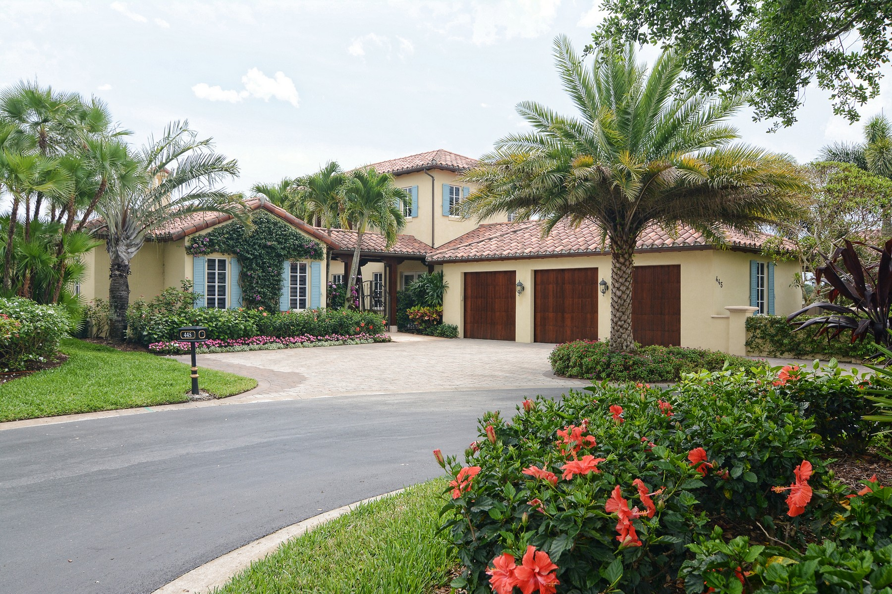 Single Family Home for Sale at Trump National Jupiter 445 Red Hawk Drive Jupiter, Florida, 33477 United States