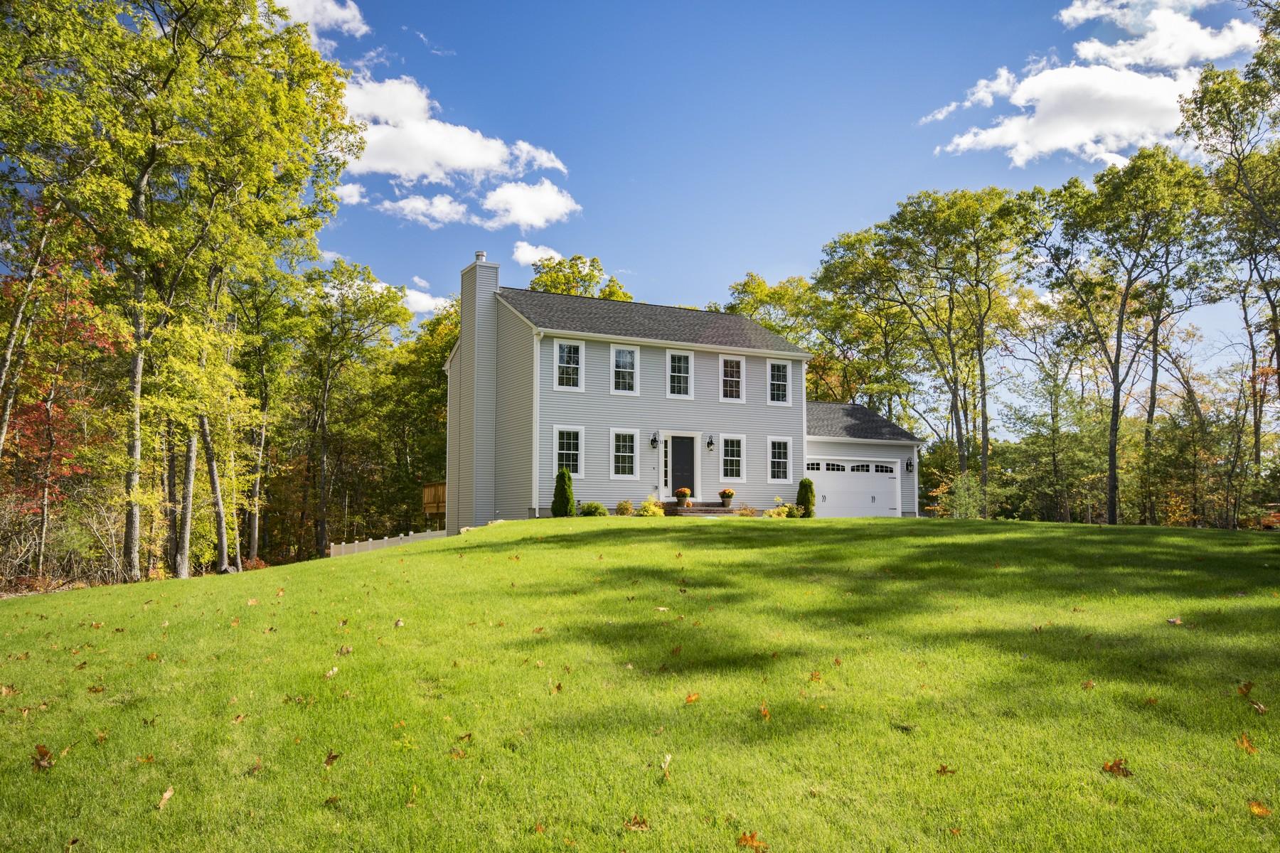 Einfamilienhaus für Verkauf beim 11 Victory Falls Road Coventry, Rhode Island 02827 Vereinigte Staaten