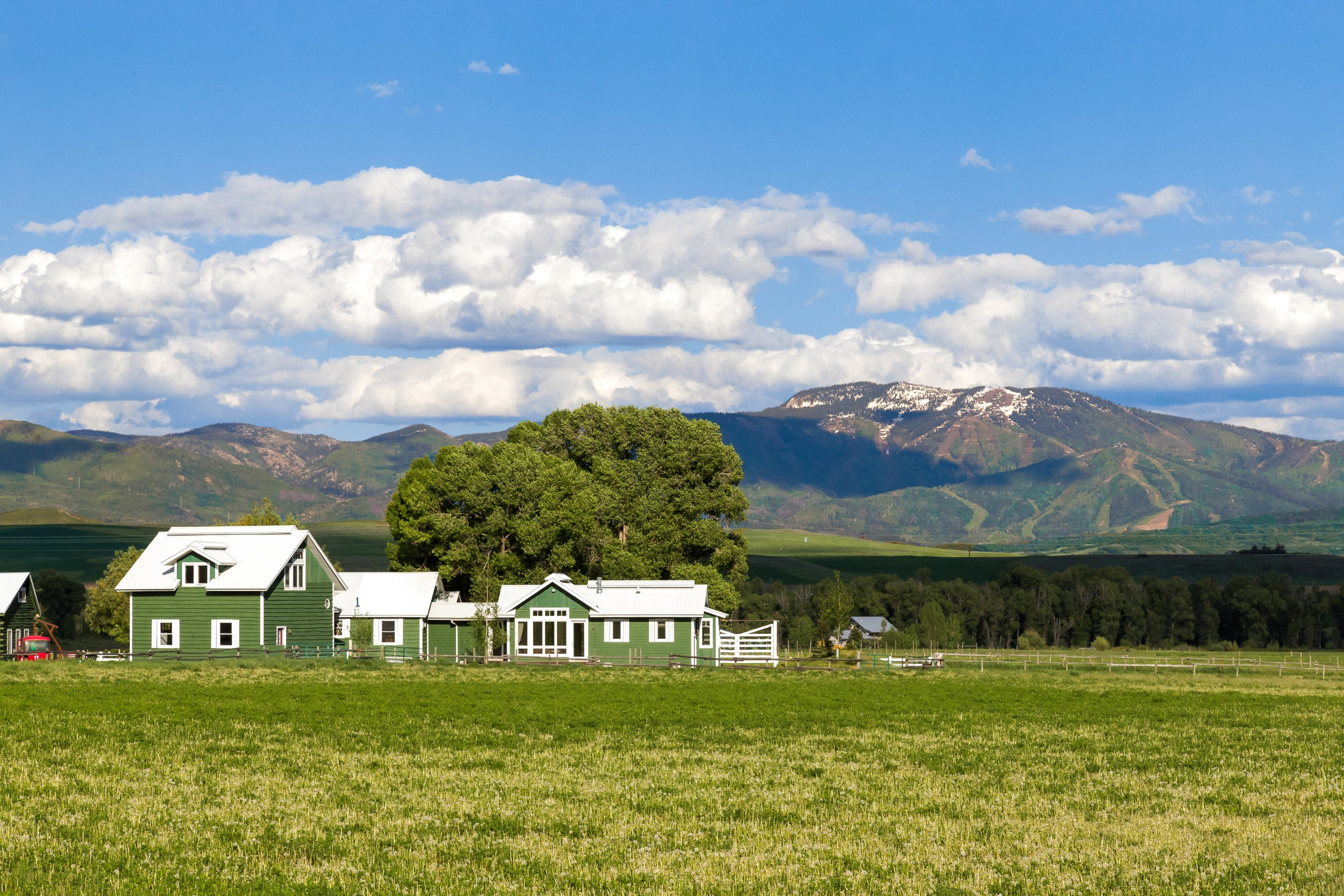 Single Family Home for Sale at Crossroads Ranch 41070 County Road 44 Steamboat Springs, Colorado, 80487 United States
