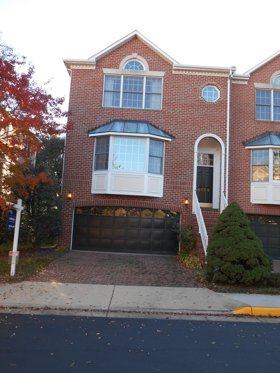 Townhouse for Rent at 8158 Madrillon Court, Vienna 8158 Madrillon Ct Vienna, Virginia 22182 United States