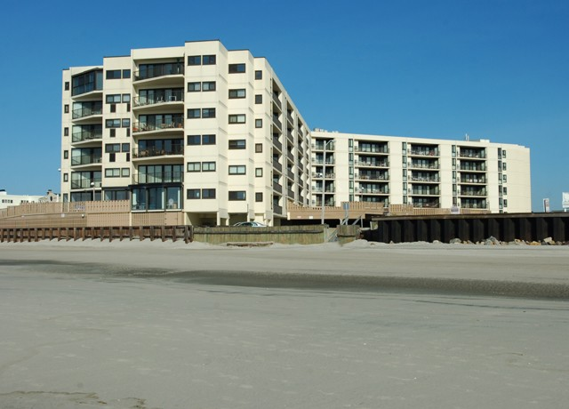 Condominium for Sale at Ocean Plaza 2700 Atlantic Ave #408 Longport, 08403 United States