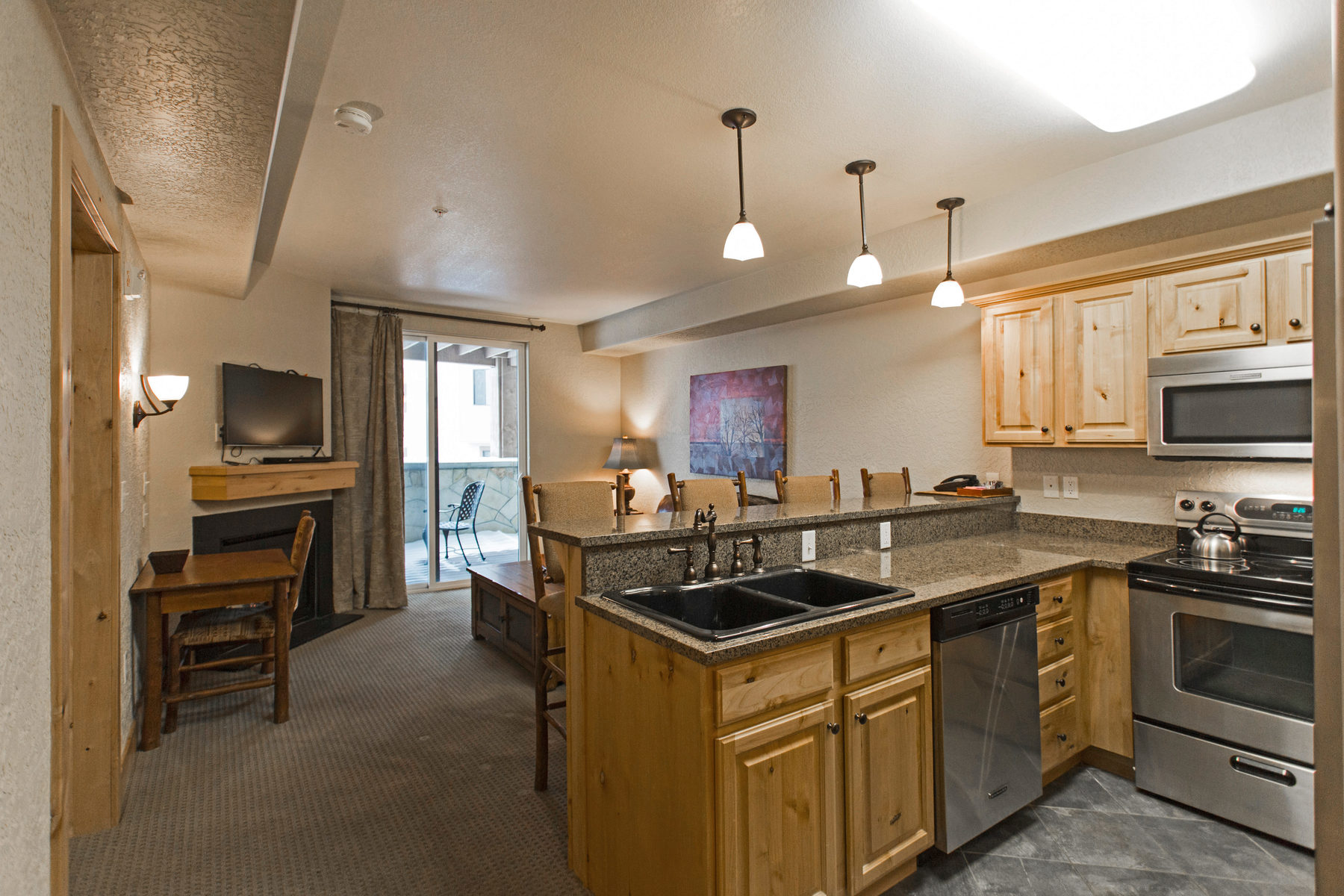 Condominio por un Venta en Top Floor Silverado One-bedroom Condominium 2669 Canyons Resort Dr #304 Park City, Utah, 84098 Estados Unidos