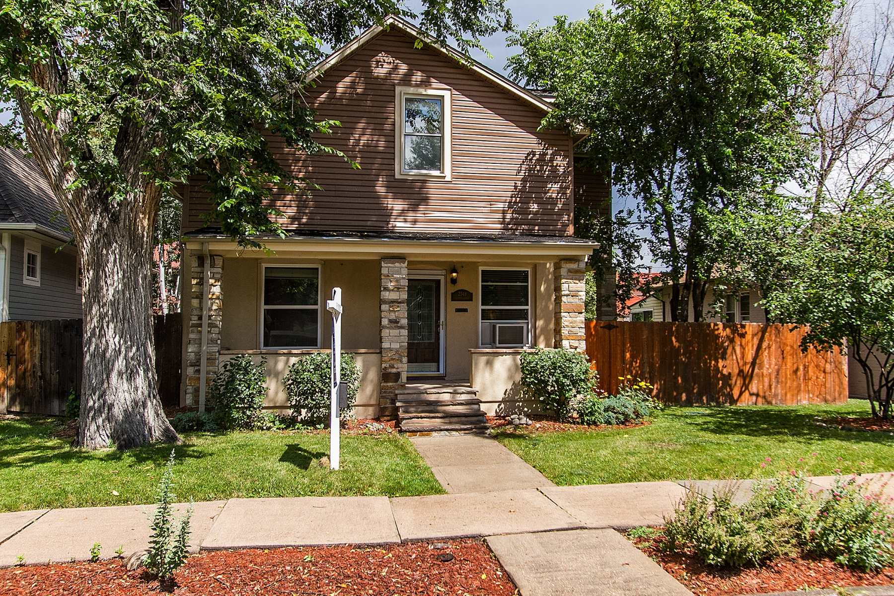 Single Family Home for Sale at Beautiful Sloans Lake Home 2348 Quitman Street Denver, Colorado 80212 United States